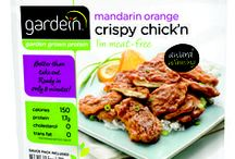 gardein | cook with me / A collection of your favorite gardein products. / by gardein