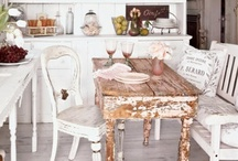 The Orchard: In with the old, out with the new : Shabby Chic Vintage / Upcycling - making old things new again, rustic interiors