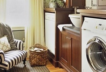 House-Laundry Room / by Meg Q