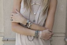 Accessorize / Complete your look with just the right accessories