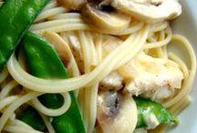 Eat {Pasta} / by Patricia LoPiccolo