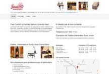 Landingpages / Unsere Kunden sind dank den Dienstleistungen von KLARA now in der digitalen Welt bestmöglich präsent.
