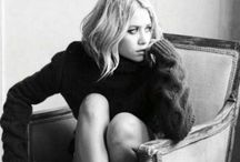 Celebrities we adore / The fabulous, talented and stylish celebrities we love...