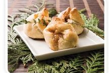 Snack Attack / Savoury snacks and appetizers - pass 'em over!