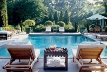 Live {Outdoors: Pools} / by Patricia LoPiccolo