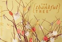 Celebrate {Thanksgiving} / by Patricia LoPiccolo