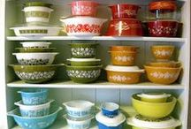 oh, for the love of pyrex / by Melissa Medlin