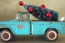 Vintage Christmas / by Verna Davis Higginbotham