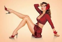 Pin-up purrrrfection