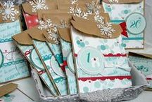 gift packaging ideas / by Linda Cencelewski
