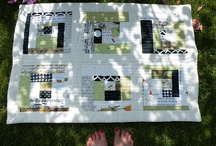 Quilted Bathroom / by Lisa Edgett