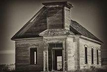 Churches / by Verna Davis Higginbotham