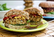 * Veggie Burgers * / Vegan burgers with all the taste and none of the animal harm / by VeggieBoards