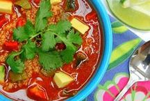 * Soups & Stews * / Yummy vegan soups and stews / by VeggieBoards