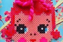 //Hama beads//