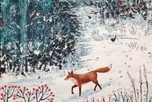 Foxy / Inspired by Fox / by Karen Brien