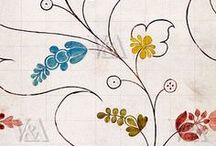 surface design :: British! / William Morris, Charles Voysey, Spitalfields, Walter Crane