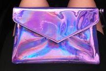 iridescent opalescent oil slick