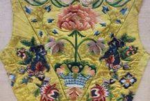 surface design :: stitchery, embroidery, ribbon work