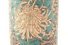 surface design :: florals :: chrysanthemums