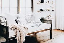 Domestic: Living / Living room and living area inspiration.