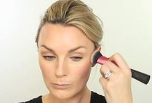 BRUSH TUTORIALS / Not sure how to use one of your makeup brushes? Watch these videos where Sam+Nic show you tips and tricks for using your brushes for eyes, lips, face, and more. #makeup #brush #howto