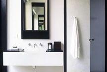 Domestic: Bathroom / Bathroom decor and design inspiration.