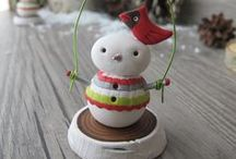 Easy Holiday Crafts / Check out our Christmas and Winter themed projects from Sculpey.com