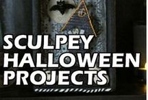 Sculpey Halloween Projects / Boo! Check out these Halloween projects.  / by Sculpey