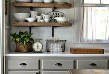 The Orchard: Dream Kitchens: Shabby Chic Vintage / Kitchen interior design ideas we simply love