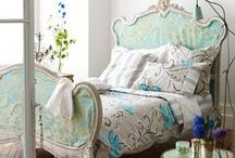 The Orchard: Time for Beds: Shabby Chic Vintage / Beds we love for style, statement and the thought of sinking into them for a nice snooze...