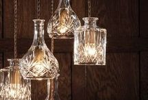The Orchard: Luscious Lighting: Shabby Chic Vintage