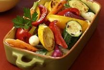 Vegetarian Sides & Salads / Sides and salads to round out your meal planning / by VeggieBoards