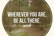 Adventure Bound / Life is an adventure - get going!