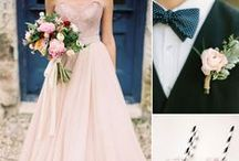 The Orchard: Wedding Style, Themes and Ideas : Shabby Chic Vintage / The Orchard brings you a collection of wedding ideas from colour themes to stunning wedding dresses and flowers