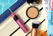 SUMMER DAZE / Tips, tricks and products for beautiful makeup all summer long