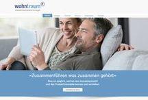 Websites / Hier finden Sie ausgewählte Beispiele von erstellten Kundenwebseiten.