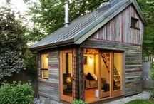 The Orchard: Garden Retreats: Shabby Chic Vintage / From shepherd's huts to the traditional greenhouse we've got inspiration so that you can choose your perfect garden retreat