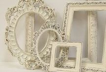 The Orchard: Shabby Chic Photo Frames: Shabby Chic Vintage / Vintage style photo frames are a simple way to add a touch of shabby chic style to your home, they also make the perfect gift.