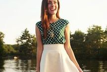 PREPPY APPAREL / Preppy layers, monograms, patterns, apparel and more!