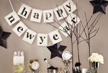 The Orchard: New Years Party Ideas: Shabby Chic Vintage / Want to make your New Year a little different or maybe just add a little sparkle, take a look at our inspiration here.