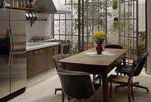 The Orchard: Warehouse Living Industrial Style: Shabby Chic Vintage