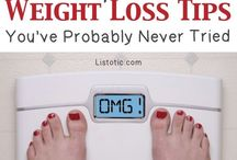 Weight Loss Tips / The weight loss journey doesn't have to be as difficult as you might think. There are tips and tricks that can make the process easier and more enjoyable. Make small changes in your diet and exercise routines that can compound your efforts as your journey progresses.