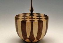 Segmented turning / Segmented turning projects all shapes and sizes.