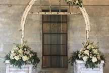 Arbors / Arbors & Chuppahs for weddings and special events.