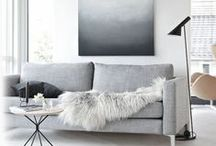 The Orchard: Scandi Chic: Vintage Shabby Chic