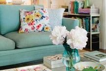 The Orchard: Spring Interiors: Vintage Shabby Chic