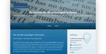 InfoPages / Unsere Kunden sind dank den Dienstleistungen von KLARA now in der digitalen Welt bestmöglich präsent.