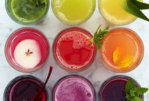 Juice It / A great way to incorporate fruits and veggies into your diet