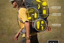 Tips and ideas for hiking and bivouac / TIps and tricks for outdoor activities